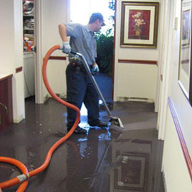 Residential Water Damage